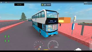 ROBLOX West Door City West Gate EP.7 887 to Ximen Racecourse