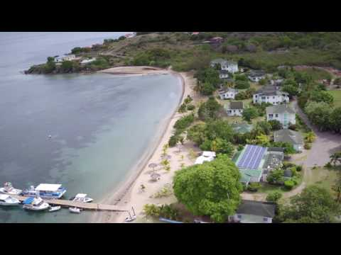 Oualie Beach - Nevis (Hotel, Bar, and Beach)