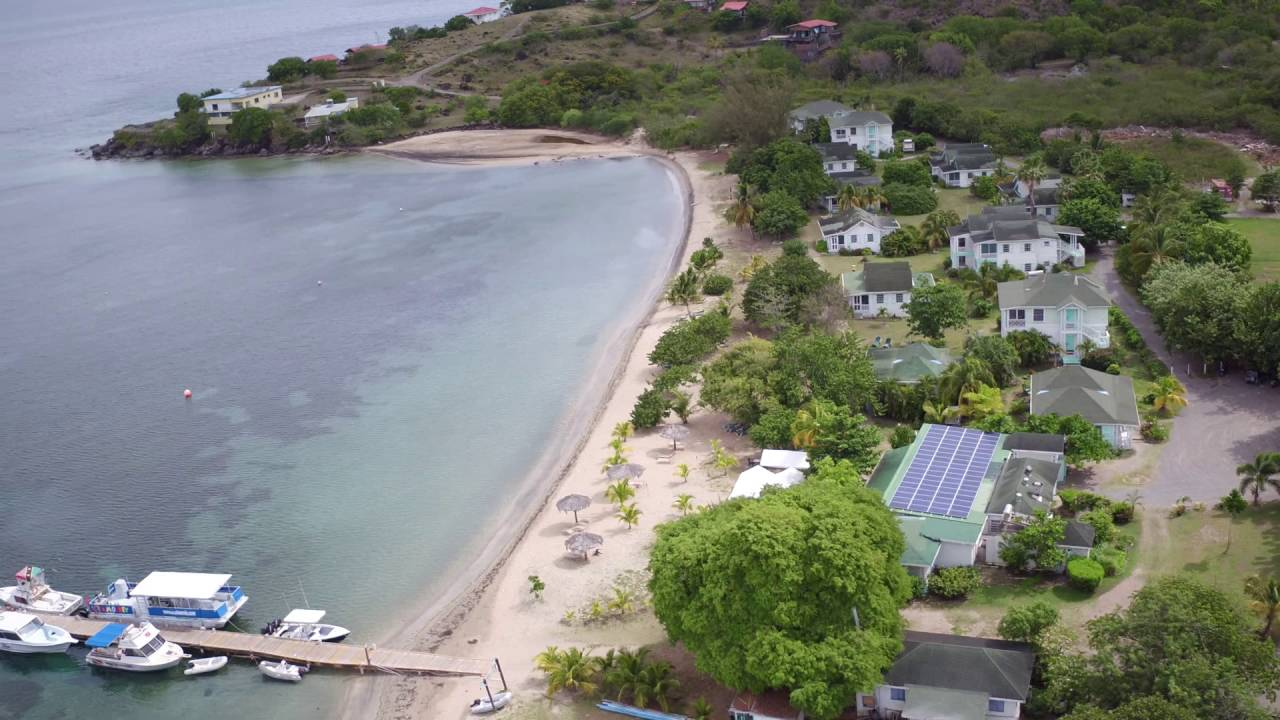 Oualie Beach Nevis Hotel Bar And