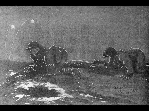 First World War Songs From The Trenches When Very Lights Are Shining