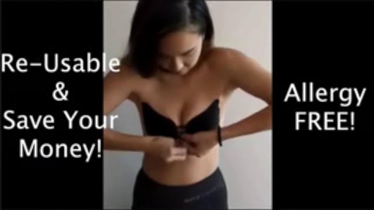 362c98183e Best Invisible Strapless Silicone Push Up Bra - FREE Giveaway Promotion