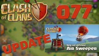 "COC [LP #077] ""Das April Update ist da: Luftfeger"" 