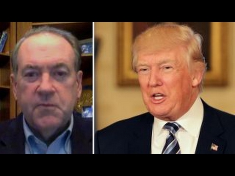 Huckabee: Trump delegitimized the press and they hate that