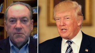 Huckabee  Trump delegitimized the press and they hate that