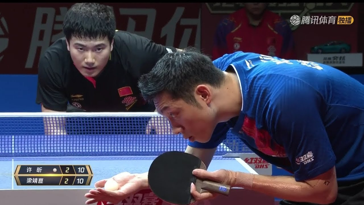 Download FULL MATCH | Xu Xin vs Liang Jingkun | 2020 Marvellous 12