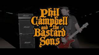 PHIL CAMPBELL AND THE BASTARD SONS – Discuss Writing 'We're The Bastards' (OFFICIAL TRAILER)