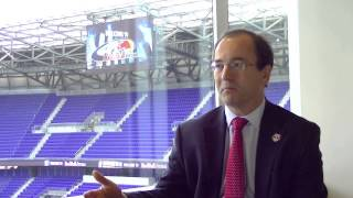 Red Bulls GM Jerome De Bontin in an exclusive interview with Soccer Long Island Magazine