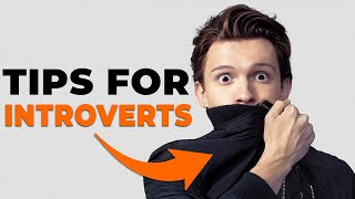 6 WAYS TO BE A POPULAR INTROVERT | How To Be Better Socially | Alex Costa
