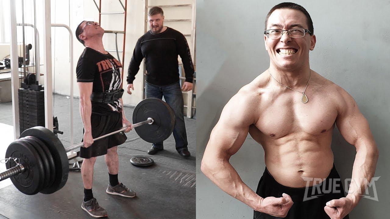 МОНСТР ИЗ ЧЕЛЯБИНСКА! Самый сильный человек