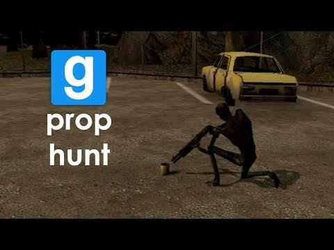 I threw it on the ground | Garry's Mod Prop Hunt #1