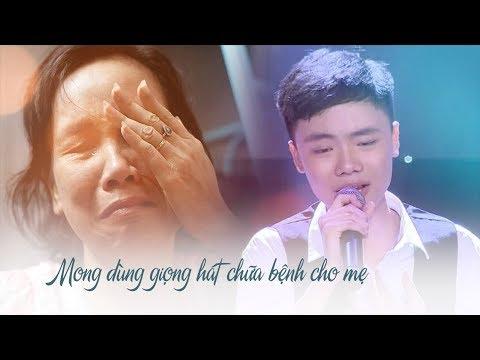 Chắp cánh cho Giọng Hát Việt Nhí mơ có tiền thay thận cho mẹ I CHẠM VÀO ƯỚC MƠ   SỐ 17