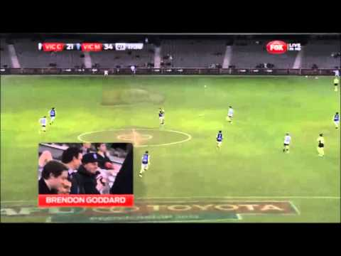 Marcus Bontempelli - Vic Metro vs Vic Country 2013