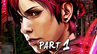 inFamous First Light Walkthrough Gameplay Part 1 - Fetch (PS4)