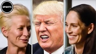 Sue Bird And Megan Rapinoe Put Trump On BLAST