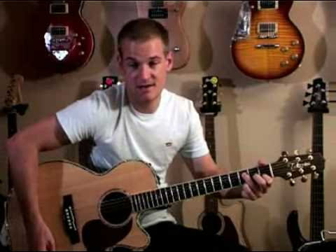Guitar Lesson - Eagle Eye Cherry - Save Tonight - YouTube