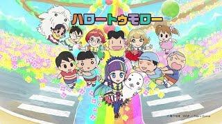 2016.10.19 Release 「ハロートゥモロー / ゴマムー」 オフィシャルサイ...