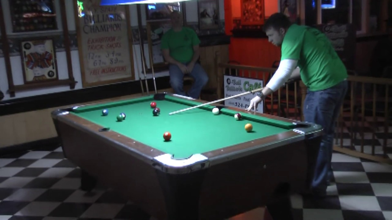 8-Ball Pool Tourney part Three  3-23-13