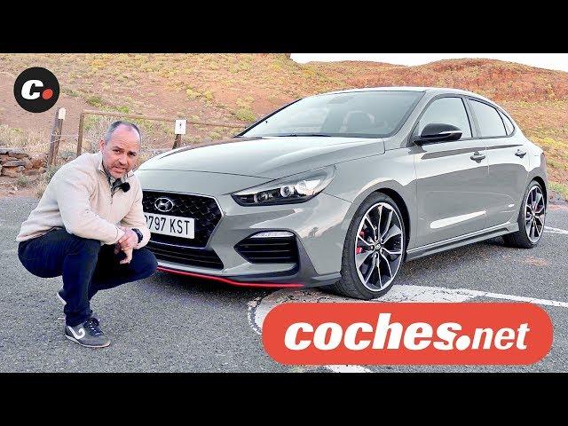 Hyundai i30 Fastback N | Primera prueba / Test / Review en español | coches.net
