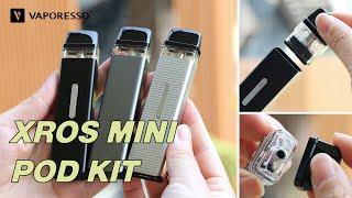 Vaporesso XROS MINI P๐d Kit | Best MTL Vaping | Elegomall