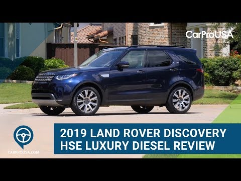 2019 Land Rover Discovery HSE Luxury Diesel Review