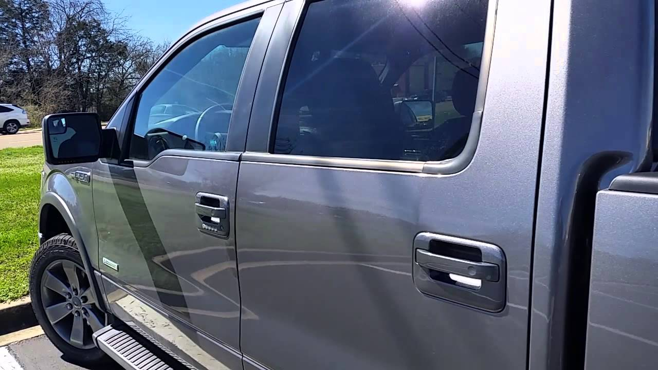 2014 Ford F-150 Fx4 vibration issue