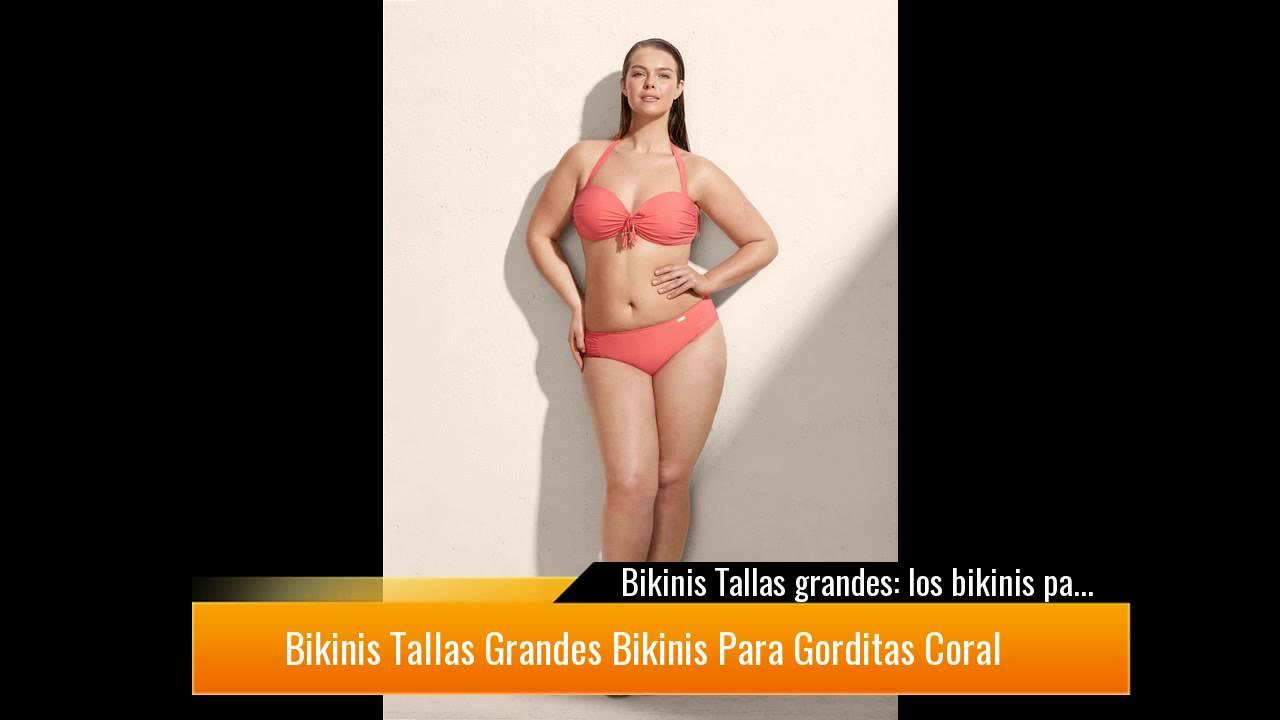 Bonitos Bikinis Para Grandesmuy Mejores Los Tallas 34L5RAj