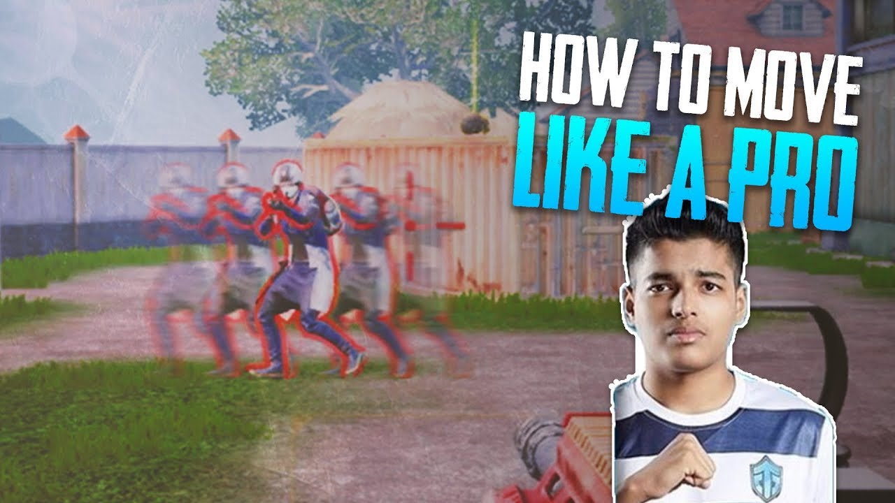 How to MOVE like a PRO | PUBG Mobile Guide