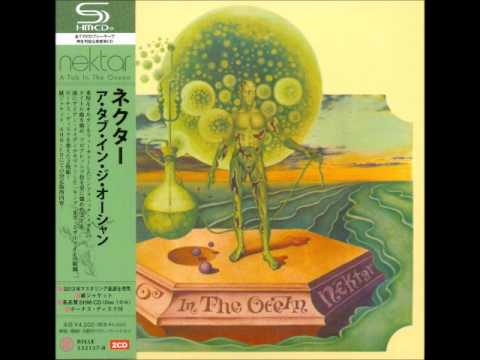 Nektar - A Tab In The Ocean (1972)  (Full Album)