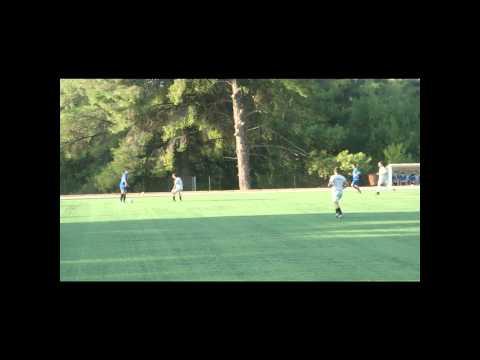 Νίκη Δροσιάς-Λαρισαικός 0-1 (4-9-2010)