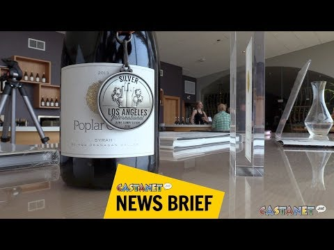 Okanagan wine getting global recognition
