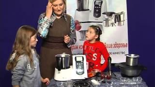 видео Кухонный робот Mycook