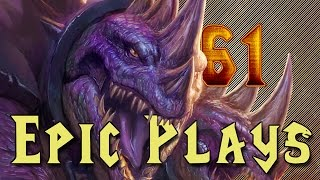 epic hearthstone plays 61