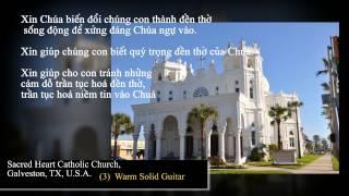 Scenery 41-Suy niệm Lời Chúa -LIÊN KHÚC 22- TH recorded