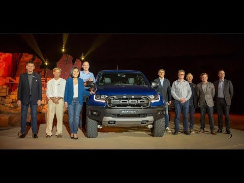 FORD RANGER RAPTOR FIVE THINGS YOU NEED TO KNOW
