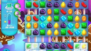 Candy Crush Soda Saga Level 665 (3 Stars)