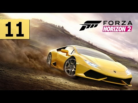 "Forza Horizon 2 - Let's Play - Part 11 - ""Taking Professional Pictures"""
