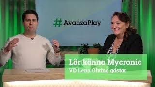 Lär Känna Mycronic VD Lena Olving Gästar