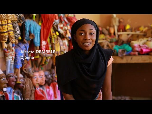 Le PROJES appuie  la formation de 16 jeunes du centre du Mali en art de la marionnette
