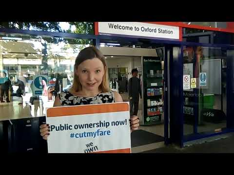 #cutmyfare - public ownership now!