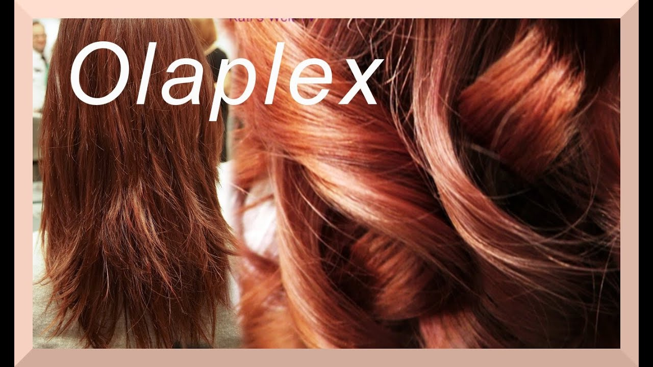 olaplex anwendung treatment review test erfahrung deutsch haare f rben mit olaplex youtube. Black Bedroom Furniture Sets. Home Design Ideas