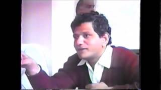 Sitaram Yechury at AIC -CPI(M) Party School Leicester 1993