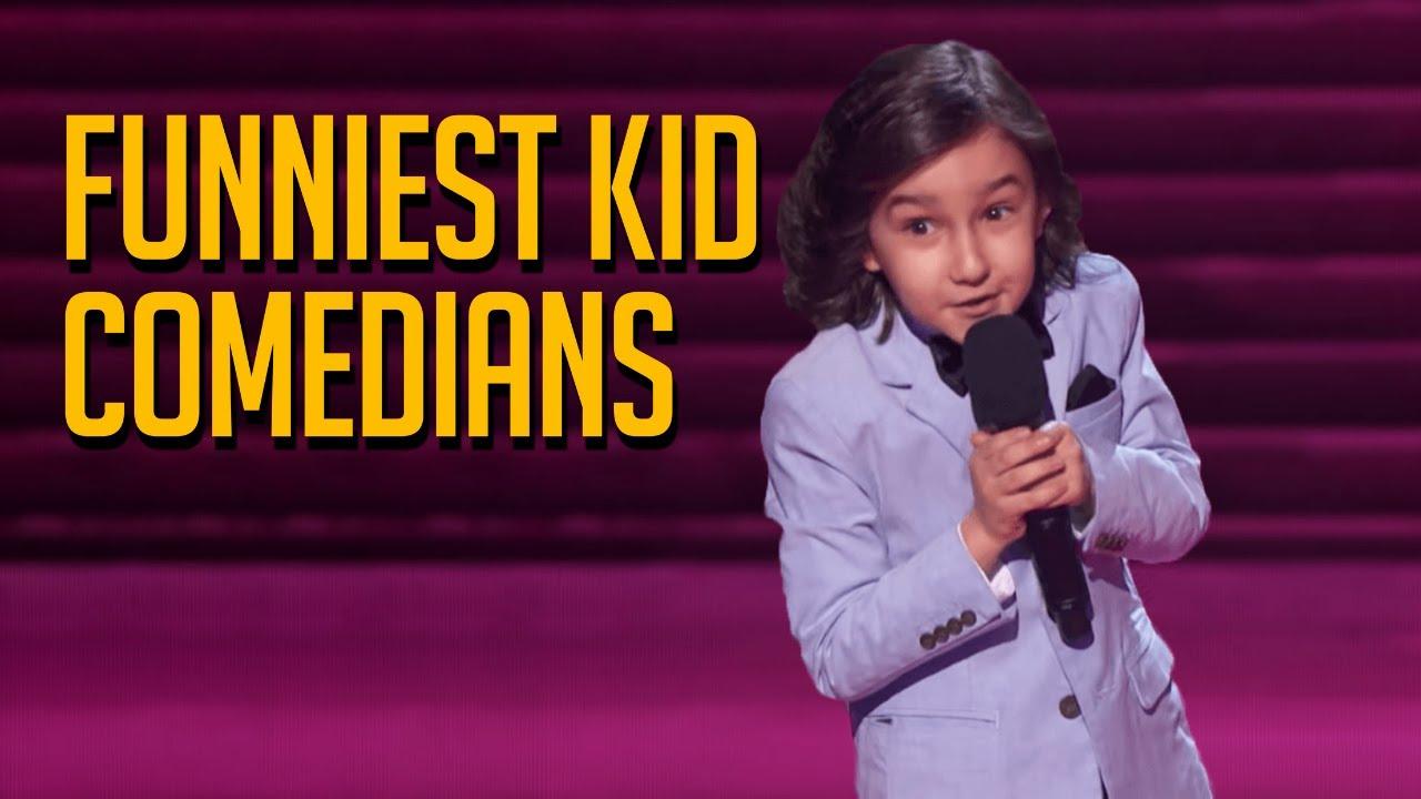 FUNNIEST Kid Comedians on Got Talent Will Make You LOL?