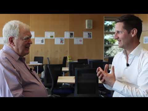 Actitudes Coaching - Interview with IMD Prof. George Kohlrieser on High Performance Leadership