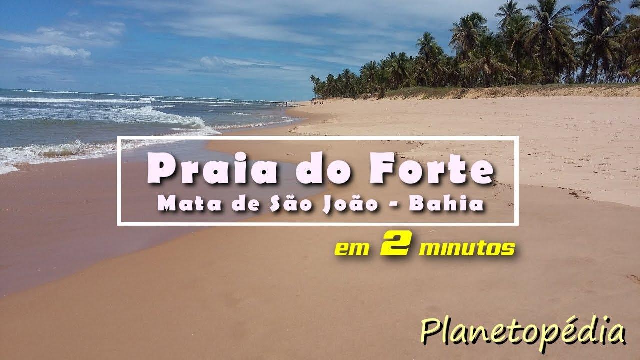Praia do Forte - Mata de São João - Bahia