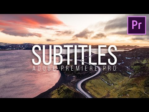 How to SUBTITLES