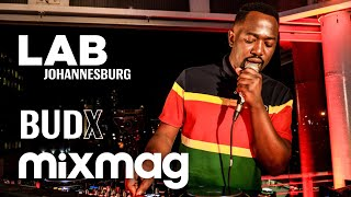 Lazarusman special vocal afro house set in The Lab Johannesburg