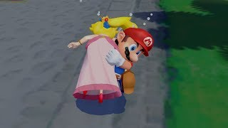 Super Mario Sunshine - Kidnap Peach Yourself!