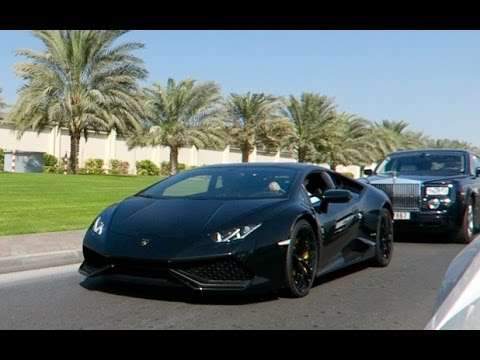 THE LUXURY DUBAI LIFESTYLE – BILLIONAIRE BOYS