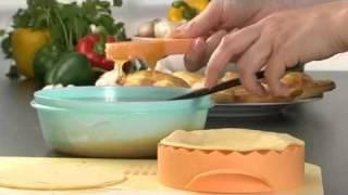 Форма для пирожков Солнышко Tupperware