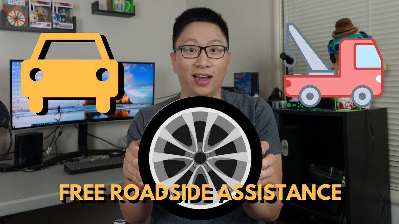Which Credit Cards Offer Free Roadside Assistance Asksebby